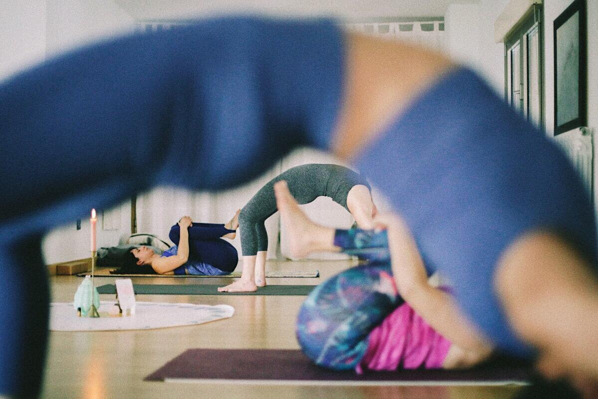 Estudio Yoga-lab